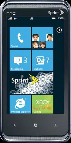 buy htc arrive sprint swappa rh swappa com Sprint HTC EVO 4G Battery Sprint HTC EVO 4G Phone