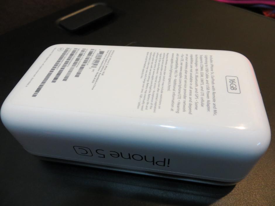 White Iphone 5c In Box | www.pixshark.com - Images ...